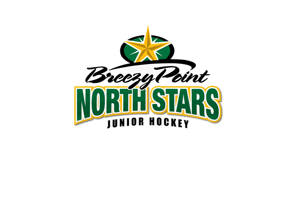 Breezy Point North Stars logo