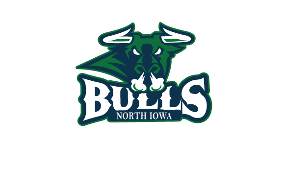 North Iowa Bulls logo